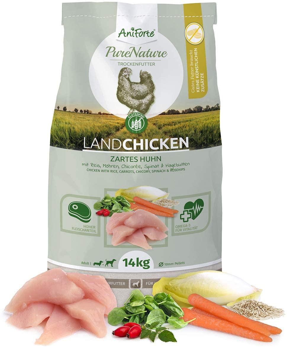Zartes Huhn mit Reis